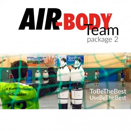 AIR-Body   Team package 2