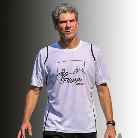 AIR-Body T-Shirt The Filippi Shield